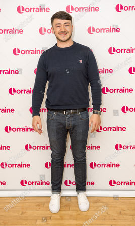 Editorial image of 'Lorraine' TV show, London, Britain - 23 May 2016