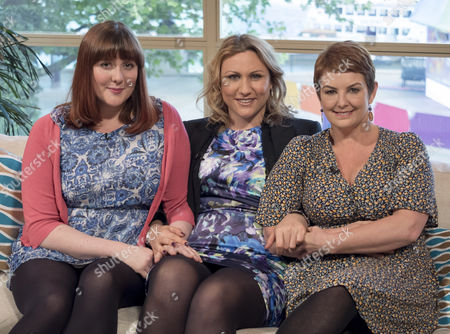 Stock Picture of Siobhan Knox, Charlotte Rose, Rachel Burley