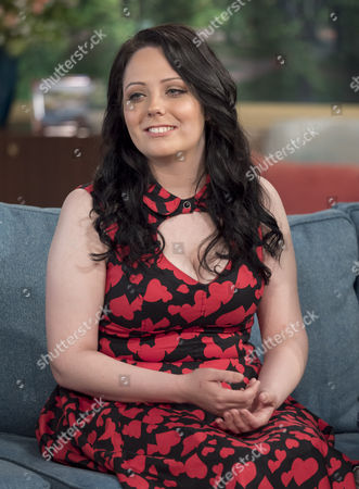 Editorial image of 'This Morning' TV show, London, Britain - 23 May 2016