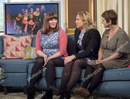 Siobhan Knox, Charlotte Rose, Rachel Burley