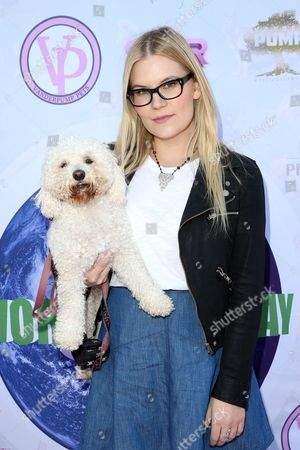 Editorial image of World Dog Day celebration, Los Angeles, America - 22 May 2016