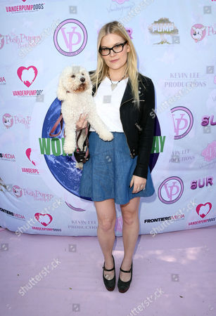 Editorial picture of World Dog Day celebration, Los Angeles, America - 22 May 2016