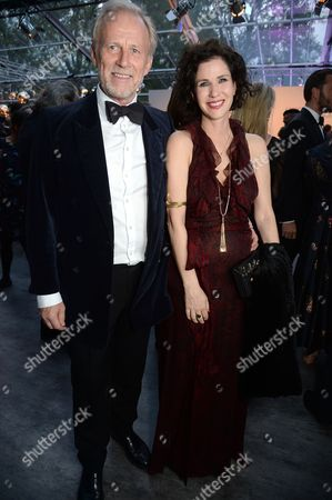 Richard Hudson and Mollie Dent Brocklehurst
