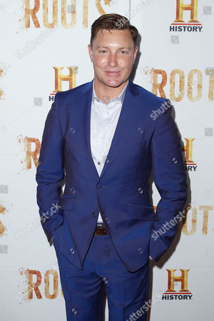 Editorial photo of 'Roots' TV series premiere, New York, America - 23 May 2016