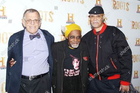 Melvin Van Peebles with guests