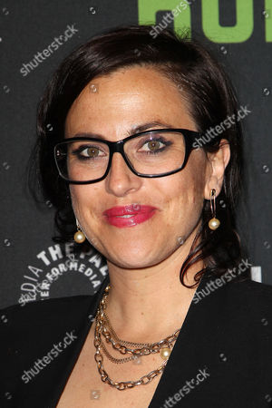 Sarah Gertrude Shapiro (Co-Creator/Exec. Producer)