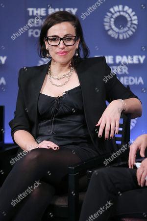 Sarah Gertrude Shapiro (Co-Creator, Exec. Prod)
