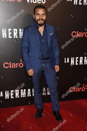 Editorial picture of 'La Hermandad' TV series premiere, Mexico City, Mexico - 23 May 2016