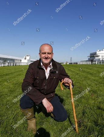 Andrew Cooper Director of racing at Epsom Epsom