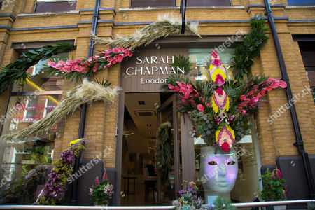 Stock Photo of Floral display by Sarah Chapman