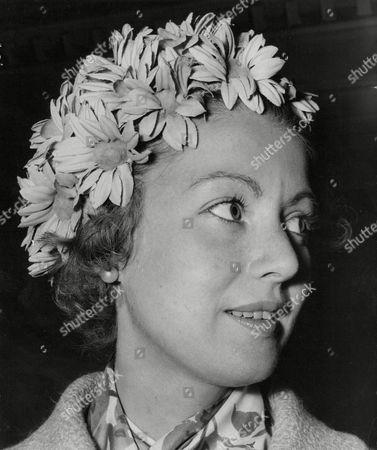 Countess Bathurst (nee: Judith Nelson) Wife Of The 8th Earl Bathurst. Box 634 713101538 A.jpg.