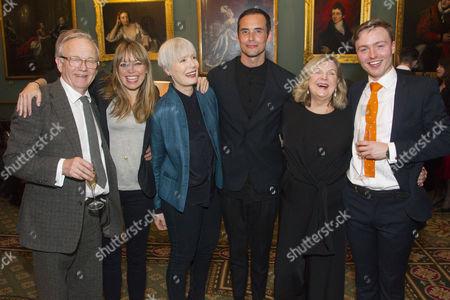 Bruce Alexander (Cast), Sarah Alexander (Cast), Jane Wymark (Cast), Steve John Shepherd (Cast), Ann Mitchell (Cast) and Joseph Prowen (Cast)
