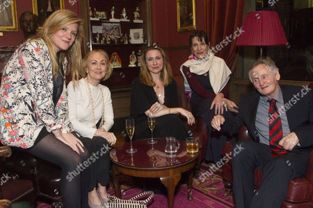 Editorial picture of 'A View from Islington North' play, Press Night, London, Britain - 24 May 2016