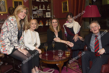 Stock Image of Olivia Poulet, Paula Wilcox, Stella Feehily (Author), Harriet Walter and Max Stafford-Clark (Director)
