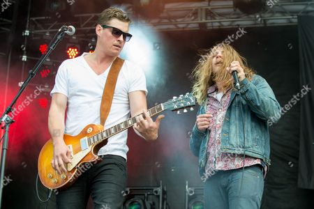 The Glorious Sons - Jay Emmons and Brett Emmons