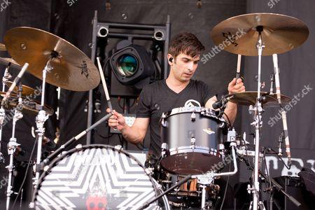 At The Drive-In - Tony Hajjar