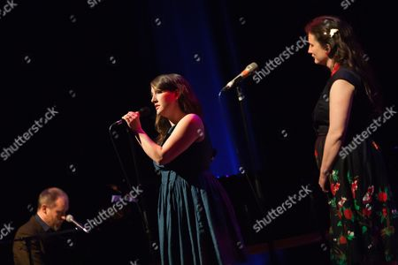 Editorial photo of The Unthanks in concert at Perth Concert Hall, Perth, Scotland, Britain - 24 May 2016