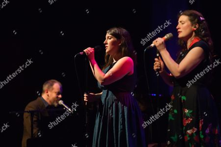 Editorial picture of The Unthanks in concert at Perth Concert Hall, Perth, Scotland, Britain - 24 May 2016
