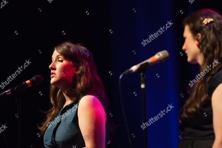 Stock Image of Becky Unthank and Rachel Unthank - The Unthanks