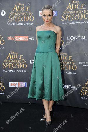 Stock Photo of Francesca Senette