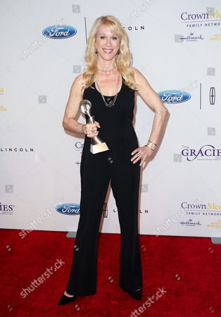 Editorial image of The 41st Annual Gracie Awards, Arrivals, Los Angeles, America - 24 May 2016