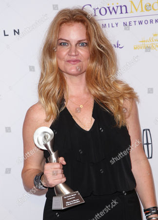 Editorial photo of The 41st Annual Gracie Awards, Arrivals, Los Angeles, America - 24 May 2016