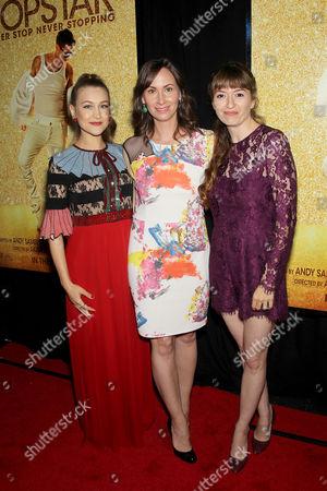 Joanna Newsom, Liz Cackowski, Marielle Heller