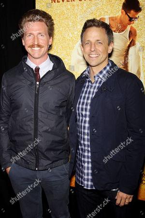 Josh Meyers, Seth Meyers