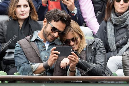 Editorial picture of French Open Tennis Tournament, Roland Garros, Paris, France - 24 May 2016