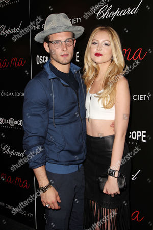 Editorial image of The Cinema Society and Chopard Host a Screening of Oscilloscope's 'ma ma', New York, America - 24 May 2016
