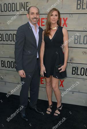 Glen Kessler and Julie Claire