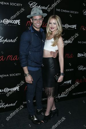 Editorial picture of The Cinema Society and Chopard Host a Screening of Oscilloscope's 'ma ma', New York, America - 24 May 2016