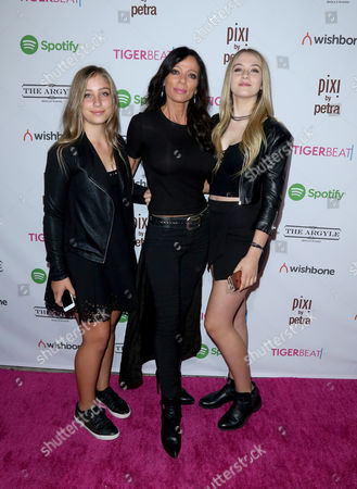 Editorial photo of Tiger Beat Magazine Launch Party, Los Angeles, America - 24 May 2016