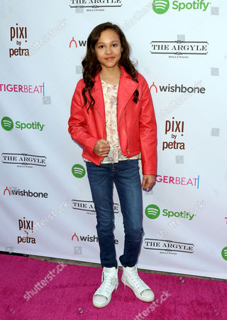 Stock Picture of Brianna Yde