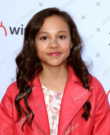 Stock Image of Brianna Yde