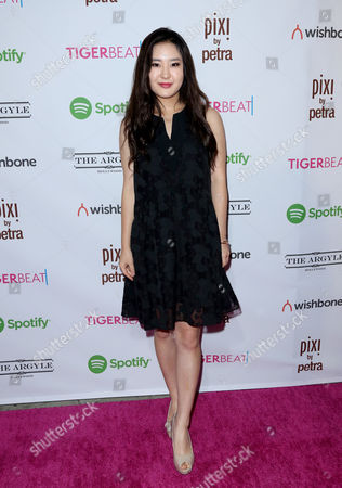 Editorial image of Tiger Beat Magazine Launch Party, Los Angeles, America - 24 May 2016