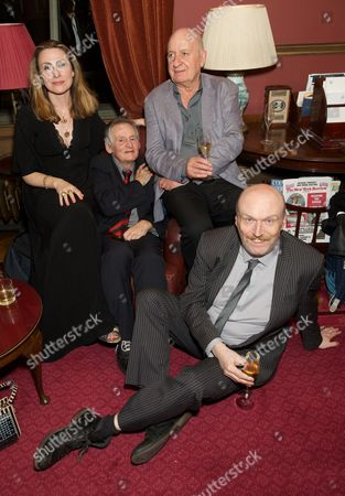 Stella Feehily (Author), Max Stafford-Clark (Director), Alistair Beaton (Playwright) & Mark Ravenhill