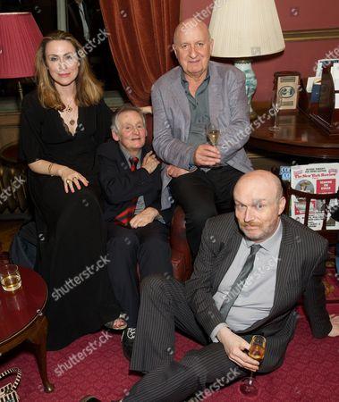 Stella Feehily (Author), Max Stafford-Clark (Director), Alistair Beaton (Playwright) & Mark Ravenhill