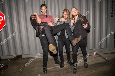 Stock Image of Citizen Zero - Josh LeMay, Sammy Boller, John Dudley, and Sam Collins