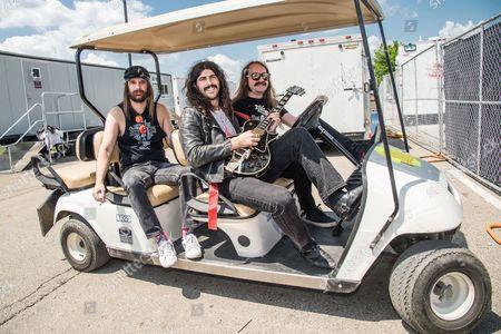 Editorial picture of Rock On The Range festival at Mapfre Stadium, Columbus, Ohio, America - May 2016