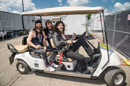 Editorial photo of Rock On The Range festival at Mapfre Stadium, Columbus, Ohio, America - May 2016