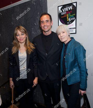 Stock Photo of Sarah Alexander, Steve John Shepherd & Jane Wymark
