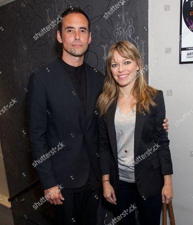 Steve John Shepherd & Stella Feehily