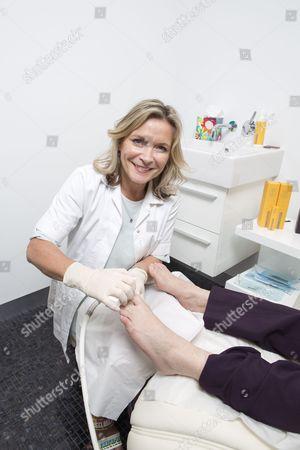 Margaret Dabbs, award-winning foot specialist