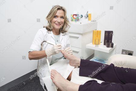 Stock Photo of Margaret Dabbs, award-winning foot specialist
