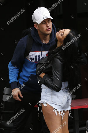 Editorial image of Geordie Shore Cast out and about, London, Britain - 25 May 2016