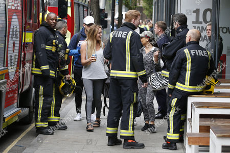 Editorial photo of Geordie Shore Cast out and about, London, Britain - 25 May 2016