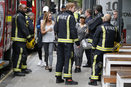 Editorial picture of Geordie Shore Cast out and about, London, Britain - 25 May 2016
