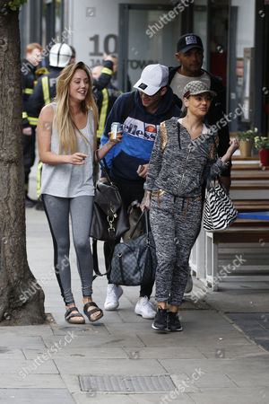 Marty Mckenna, Charlotte Crosby, Chantelle Connelly