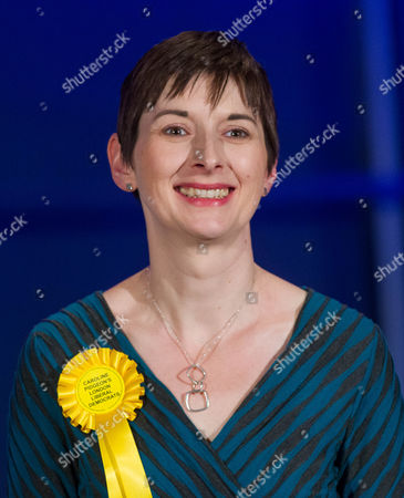 Stock Picture of London Assembly Member Caroline Pidgeon, Liberal Democrat Party